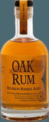 Medium barrel house oak rum
