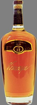 Vizcaya cask 12 rum