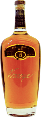Medium vizcaya cask 12 rum