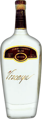 Medium vizcaya cristal rum