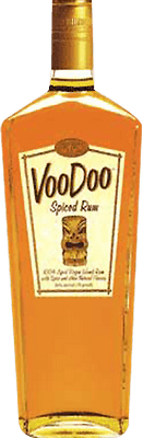Medium voodoo spiced rum copy