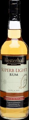Westerhall superb light  rum 400px