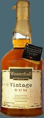 Medium westerhall vintage rum