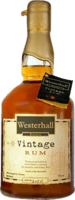 Small westerhall vintage rum