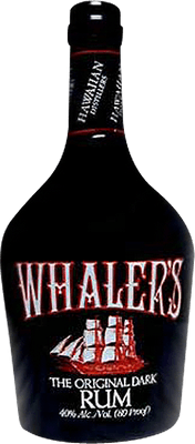 Medium whaler s original dark rum