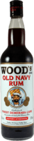 Small wood 100 old navy rum rum