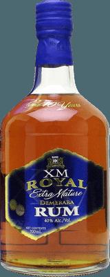 Medium xm royal gold 10 year rum