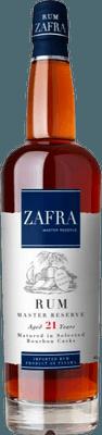 Medium zafra master reserve 21 rum