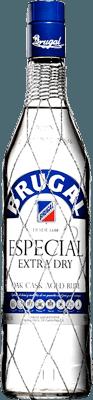 Medium brugal especial extra dry rum