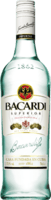 Small bacardi superior rum