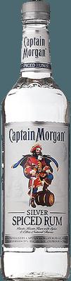 Medium captain morgan silver spiced rum