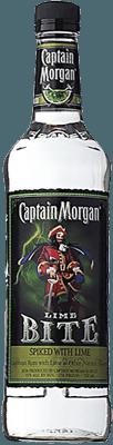 Medium captain morgan lime bite rum