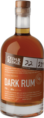 Medium cedar ridge dark