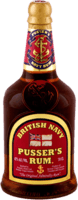 Pusser's Red Label rum