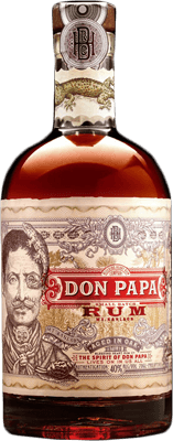 Don Papa Small Batch rum