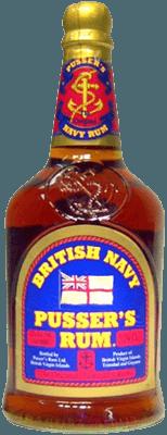 Medium pusser s overproof rum
