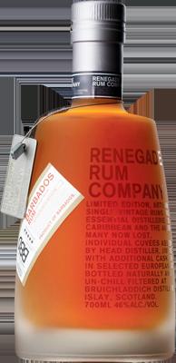 Renegade barbados rum