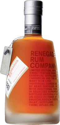 Medium renegade barbados rum