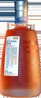 Renegade guyana rum