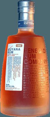 Medium renegade guyana rum