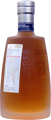 Medium renegade jamaica rum