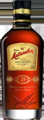 Matusalem gran reserva 23 rum