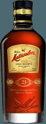 Medium matusalem gran reserva 23 rum