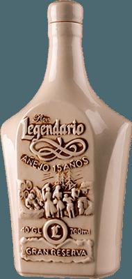Medium legendario gran reserva 15 years rum
