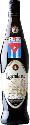 Medium legendario elixir de cuba rum
