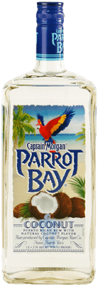 Medium captain morgan parrot bay rum