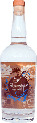 Medium taildragger white rum