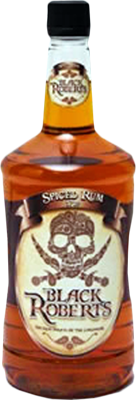 Roberts black spiced rum