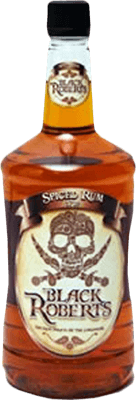 Medium roberts black spiced rum