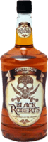 Small roberts black spiced rum