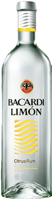 Medium bacardi limon rum