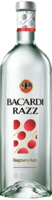 Small bacardi razz rum