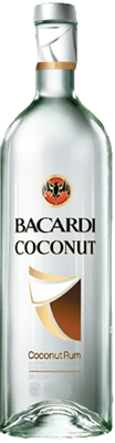 Medium bacardi coconut rum