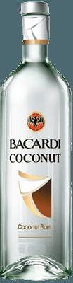 Medium bacardi coconut rum