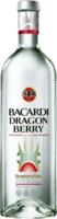 Small bacardi dragon berry rum