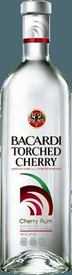 Medium bacardi torched cherry rum