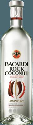 Medium bacardi rock coconut rum
