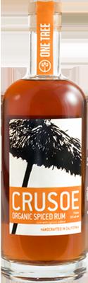 Crusoe organic spiced rum