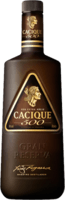 Small cacique 500 extra anejo rum