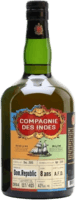 Compagnie des Indes 2010 Dominican Republic 8-Year rum