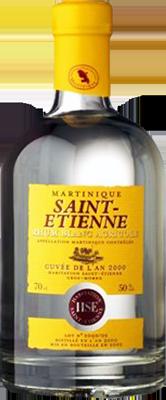 Hse blanc cuvee de l an 2000 rum