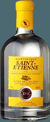 Medium hse blanc cuvee de l an 2000 rum