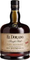 El Dorado 2006 Port Mourant Single Still rum