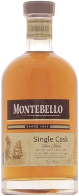 Medium montebello single cask