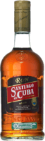 Small santiago de cuba anejo rum