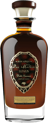 Medium dos maderas luxus rum